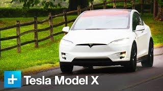 Tesla Model X P100D - Hands On Review