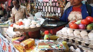 indian street food kolkata / Mixer Sandwich Easy To Make West Bengal Popular Street Food Of Kolkata