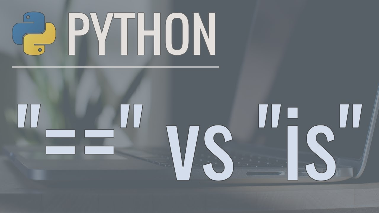Python Quick Tip: The Difference Between