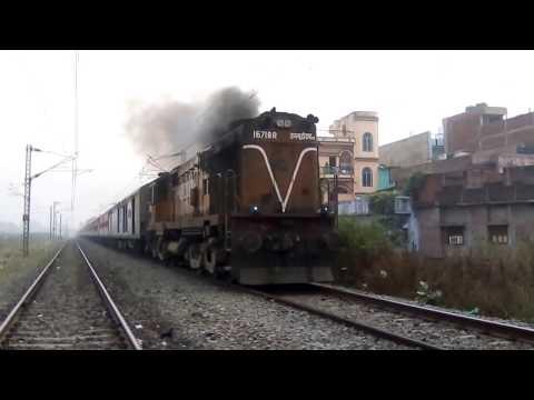 VOLCANIC ERUPTION OF Gaya Chennai Express