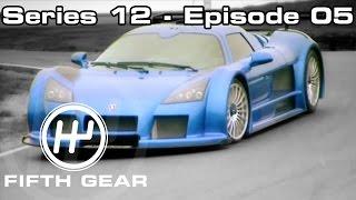 Fifth Gear: Series 12 Episode 5