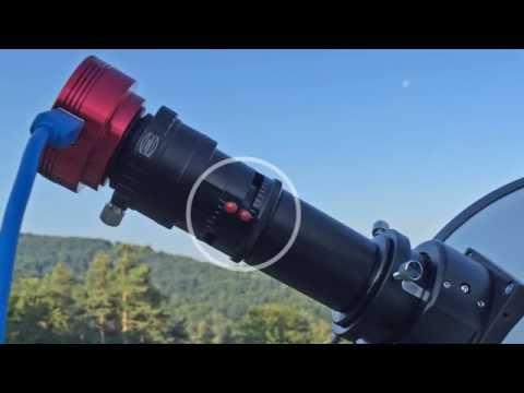 KOREKTOR ATMOSFERSKE DISPERZIJE - Atmospheric Dispersion Corrector - Astro Systems Holland