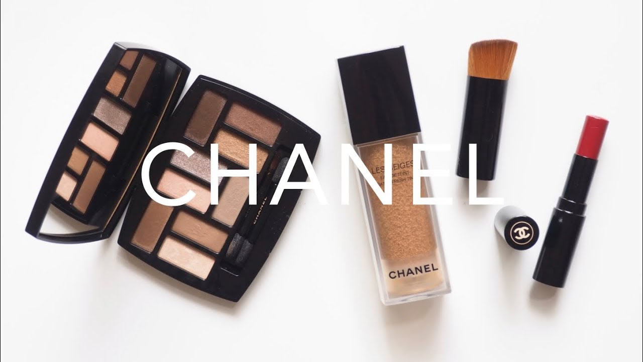 ec337c5cc0a8 Chanel Les Beiges 2019 | Water-Fresh Tint and Collection Review ...