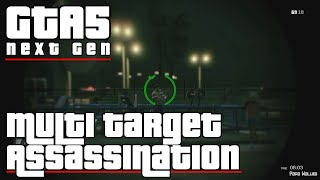GTA 5 Multi Target Assassination And Stock Market Guide
