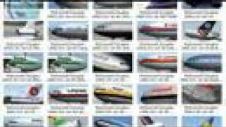 My FSX aircraft collection [170 total planes!]