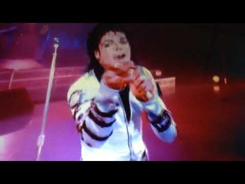 Michael Jackson - Another Part of Me - Bad World Tour - Europe 1988 - Amateur Snippet