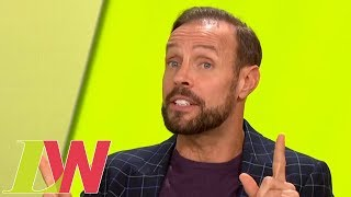 Jason Gardiner Shares the Truth About His Rift With Karen Barber | Loose Women