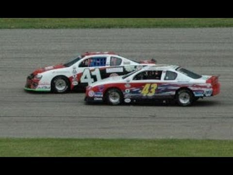 CSR Super Cup Feature Race at Madison International Speedway