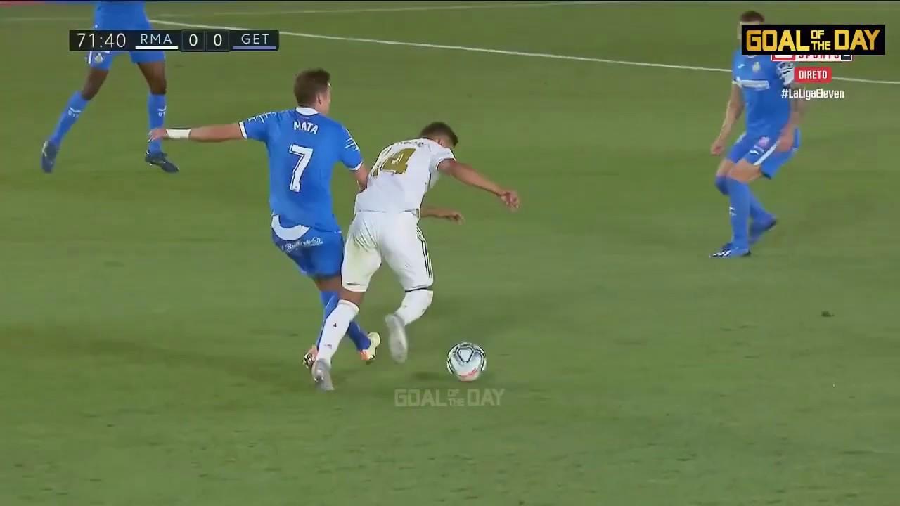 Real Madrid Vs Getafe 1 0 All Goals Extended Highlights