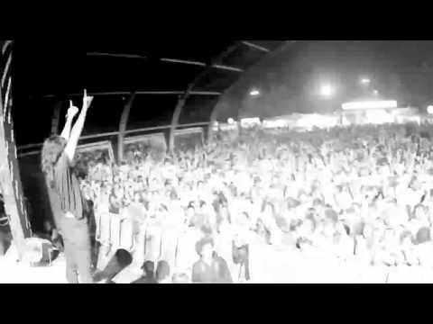 Steve Aoki & Atari Teenage Riot LIVE - Black Flags (Tony Senghore Remix) EXCLUSIVE