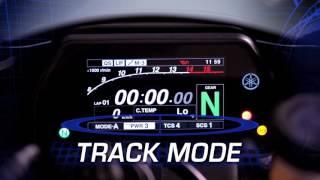 YZF-R1M Innovation - LCD Meter