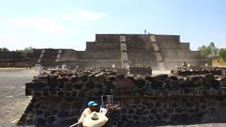 Spring Equinox Phenomenon at Teotihuacan 2019