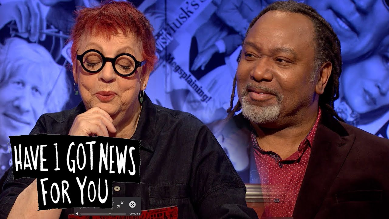 New Episode 'Have I Got News For You' TONIGHT!