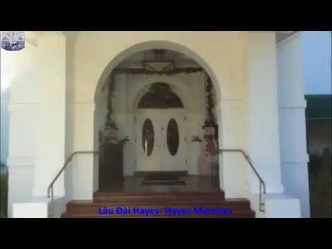 Du Lịch Mỹ: Lâu Đài Lịch Sử Dolce Hayes Mansion- The Hayes Mansion