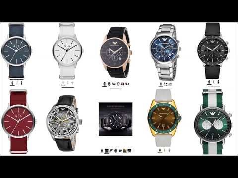 Best ARMANI Men's Watch Collection -2019