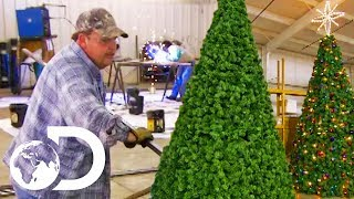 ARTIFICIAL CHRISTMAS TREES | How It