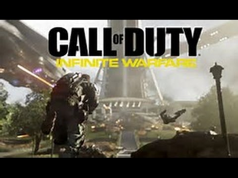 "INFINITE WARFARE WALKTHROUGH PART 2 ""Heading for the moon"""