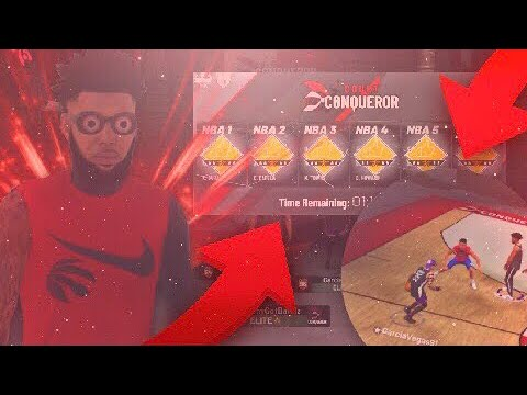 🔴NBA 2k19 EASIEST Way to Win Court Conquer🔴 Never Lose to CPU again With this Method