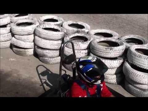 01 F1 Fans Kart Challenge Athens 2017 - Race 1 - Group 1