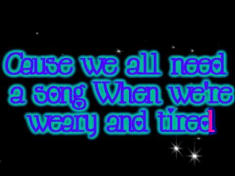 This Is Our Song: Camp Rock 2 Cast - Karaoke/With Lyrics