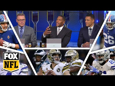 FOX NFL crew break down Week 11 Cowboys, Saints & Giants | FOX NFL