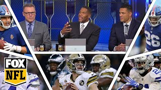 FOX NFL crew break down Week 11 Cowboys, Saints & Giants | FOX NFL