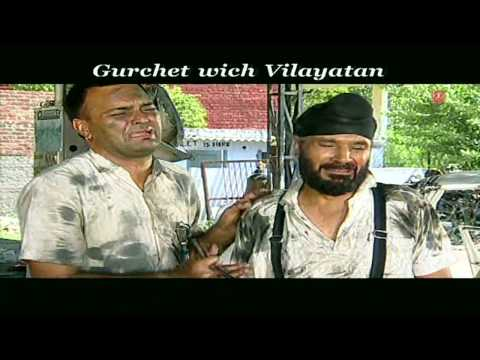 Gurchet Chitarkar | Comedy Film | Mitran...