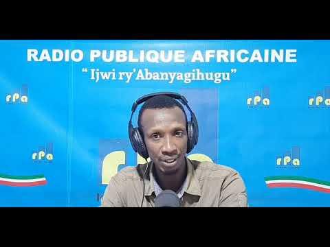 RPA: Amakuru yo ku wa 04 Ntwarante 2021, mushikirizwa na Hervé Niyuhire