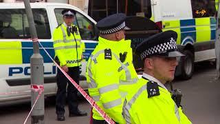 Storbritannien hedrar offren från terrorattacken vid London Bridge och Borough Market