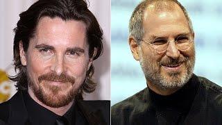 AMC Movie Talk - Christian Bale set to play Steve Jobs, WB seeking female director for Wonder Woman