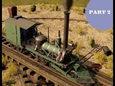 Let's Play: Railway Empire (Part 2: Expansion and new motive power)  