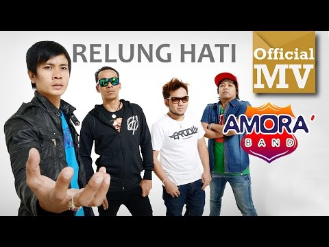 Amora Band - Relung Hati (Official Music Video HD)