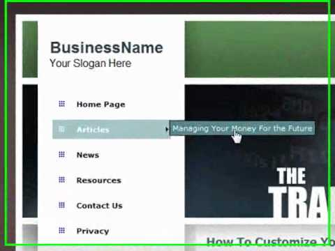 create a great content site with xsitepro website design