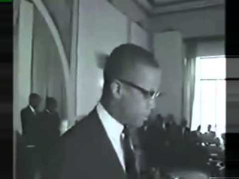 Malcolm X - The Police and the Press