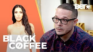 Shaun King On His Greatest Fear Of Kim Kardashian & Celebs Fighting For Social Change | Black Coffee