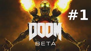 Lets Play DOOM Online Multiplayer BETA PS4 Gameplay German Deutsch Part 1 – Willkommen! (DOOM 4)