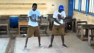 B1  Azonto Dance.....#presec