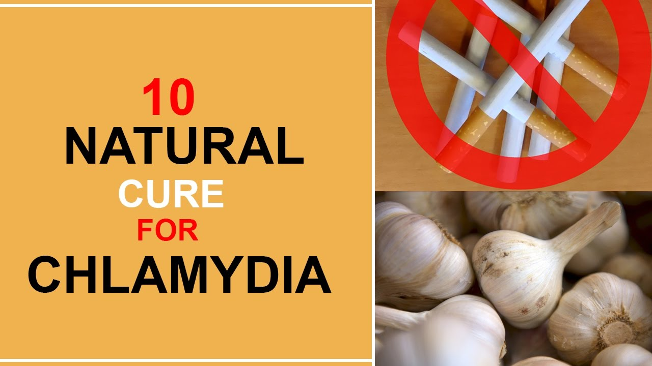 10 Natural Cure For Chlamydia