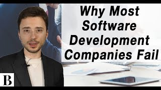 Why Most Software Development Companies Fail