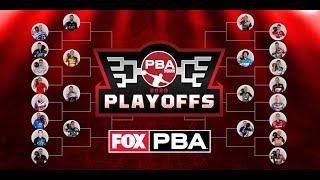 PBA Bowling Playoffs Round of 24 Pt 1 10 10 2020 (HD)