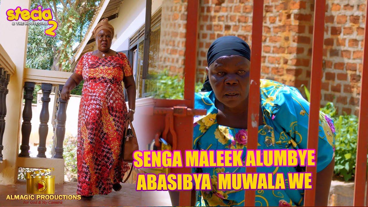 Download Stecia Mayanja Comedy [Senga Maleek Alumbye  Abasibya Muwala We Season  2 Episode 227]