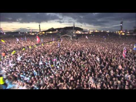 SlipKnot Psychosocial Live At Download 2009