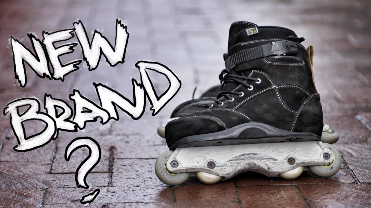 NEW aggressive inline skates BRAND, you'll Love them