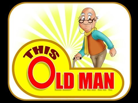 This Old Man - Nursery Rhymes HD