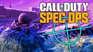 Siberian Snipers - Call Of Duty: Spec Ops