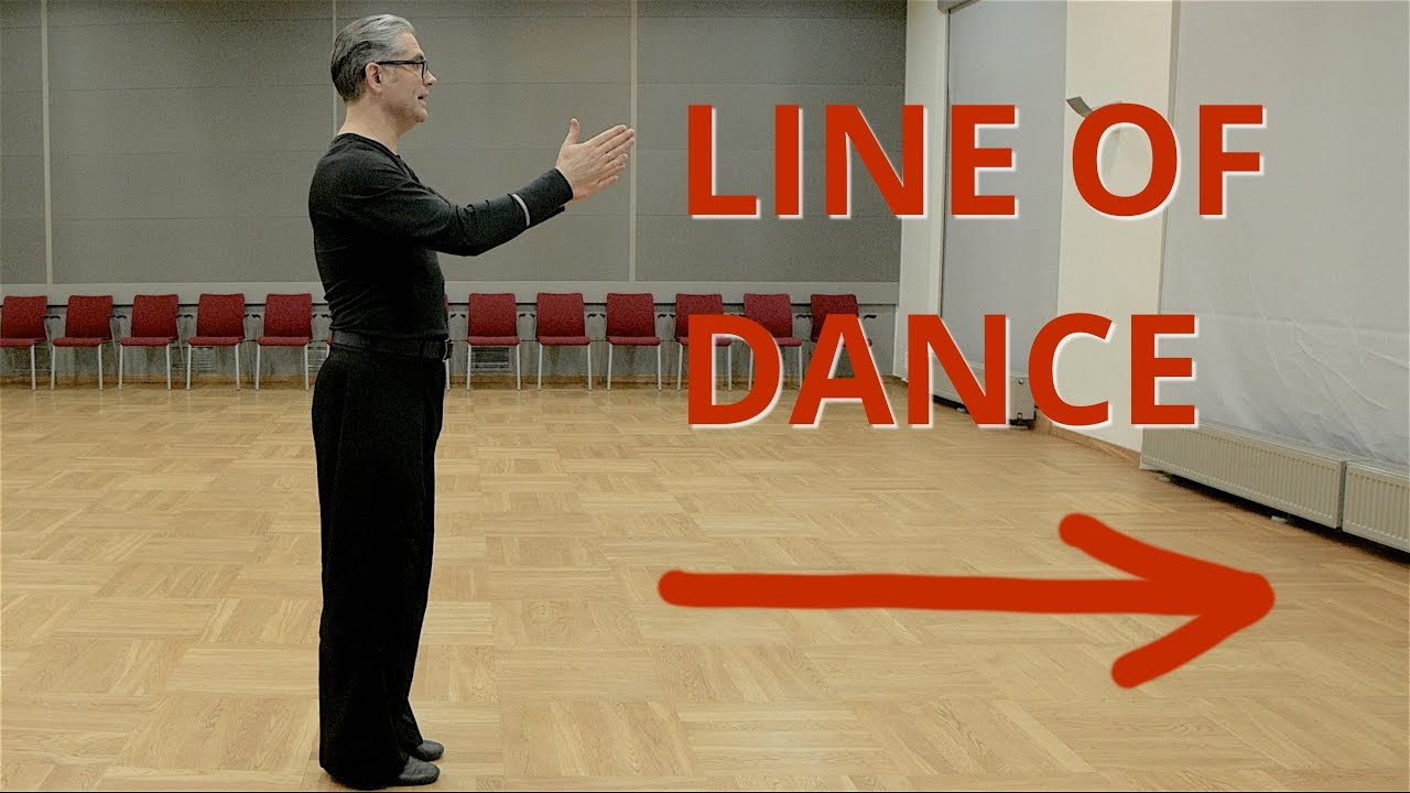 How To Move Around Floor Line Of Dance In Ballroom Youtube Waltz Steps Diagram