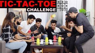 TIC-TAC-TOE CHALLENGE | FT. FAM | ARSHFAM