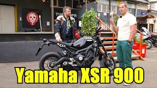 Yamaha XSR 900. Мотоцикл, который едет лучше чем выглядит.