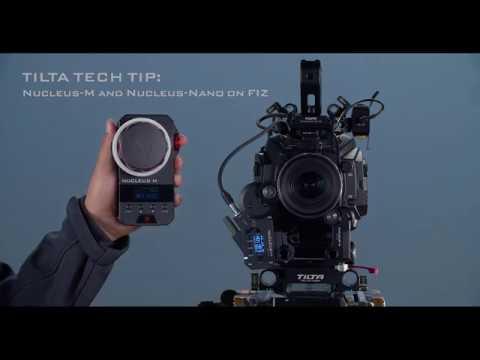 Tilta Tech Tip: Using the Nucleus-M FIZ with the Nucleus Nano Motor