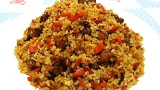 Tasty - PLOV Homemade How to cook a delicious pilaf.